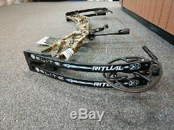 Elite Ritual 26½ to 30 Right-Hand 50# to 60# Archery Compound Hunting Bow Xtra