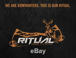 Elite Ritual 26½ to 31 Right Hand 50# to 60# Archery Compound Hunting Bow