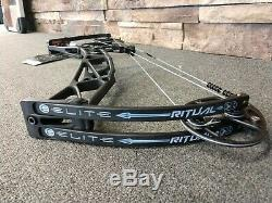 Elite Ritual 26½ to 31 Right Hand 60# to 70# Archery Compound Hunting Bow