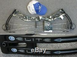Elite Ritual 27 to 30 Right-Hand 50# to 60# Archery Compound Hunting Bow Vias