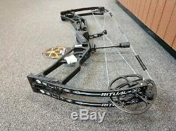 Elite Ritual-30 25½ to 29 Right-Hand 50# to 60# Archery Compound Hunting Bow