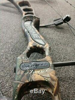 G5 Prime Centergy Hybrid 26 to 31 RH 50# to 60# Archery Compound Hunting Bow