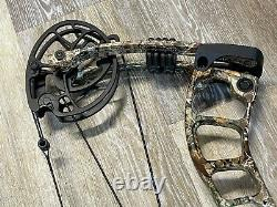 G5 Prime Logic 28.5 Right-Hand 55# to 65# Compound Hunting Bow