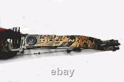 Golden Eagle Evolution Compound Bow 70# 4 Arrows