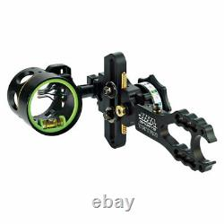 HHA Sports TTR-4510 Tetra 4-Pin Hoyt Edition Bow Hunting Sight