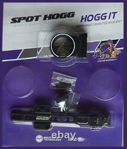 Hogg It 3-pin 2017 Model Sight. 019.019.010 Right Hand Spot Hogg