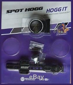 Hogg It 3-pin 2017 Model Sight. 029.029.029 Right Hand Spot Hogg