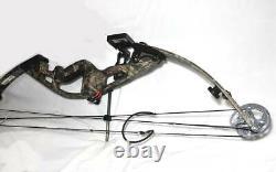 Hoyt Magnatec INTRUDER 60-70lbs. RH Compound Bow