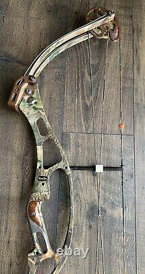 Hoyt Ultratec XT2000 Compound Bow RH 27-29.5 50-60# Target Competition Hunting