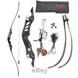 ILF 60 Longbow Foam Core Bow Limbs 20-55lbs Archery Ameican Hunting BOSEN HORN