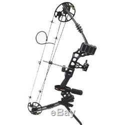 JUNXING M120 Compound Bow Right Hand Alloy Aluminum Handle Archery Outdoor Hunt