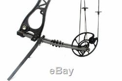 JunXing M127 Compound Bow Hunting Archery Shooting Speed 300 Feet 40-65 LBS