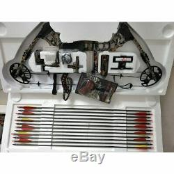Junxing M120 Dream Hunting Compound Bow Right Hand Outdoor Bows Arrows Archery