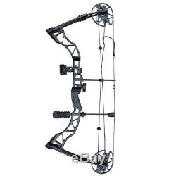 KAIMEI Hunting Archery Compound Bow 35-70lbs Right Handed Target Men Camouflage