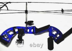 Marlowe Design Atelier Blue Gar Compound Bow