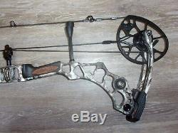 Mathews Halon 5 Right Hand 27½ Draw 50# to 60# Archery Compound Hunting Bow