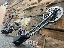 Mathews Mission Craze II 19 30 RH 13# 70# Archery Compound Hunting Bow