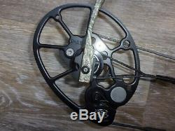 Mathews Tactic RH 60# to 70# 29 Draw Length Compound Hunting Bow Realtree Edge