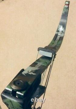 Mint Oneida Aero Force X80 Eagle Bow Rh 30-50-70 Lb 25-29 Draw Deer Hunting