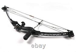 NEW 30-40 LBS Compound Bow Adjustable Bow Set Practice Archery Hunting Outdoor