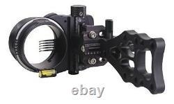 New Axcel Armourtech Hunting Sight 5 pin. 19 Black AXAT-N519-BK