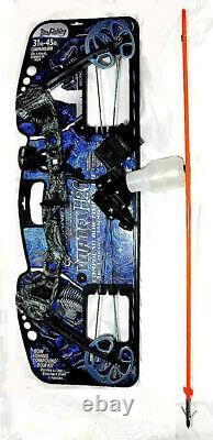 New Barnett Vortex H2O BOWFISHING with AMS Reel Retriever-Fishing Arrow