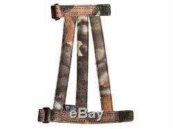New Bear Archery Montana Longbow Brown 40# RH Package