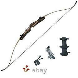 OEELINE Airobow Takedown Archery Recurve Bow 62 Hunting Bow Right and Left H
