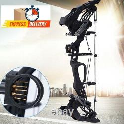 Out Door alloy archery steel ball bow pulley compound bow for Hunting and Sport