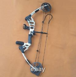 Outdoor Fishing Archery Shooting Hunting Left Right Hand Survival Compound Bow