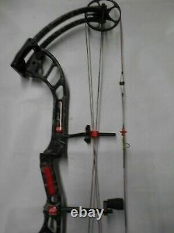 PSE Bow Madness 30 Compound Hunting Bow! RH 29/70lb. 23.5-30 60-70lb