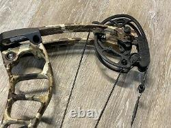 Prime Logic CT3 27.5 CT3 Right-Hand 50# to 60# Compound Hunting Bow