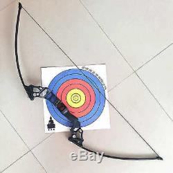Professional Recurve Bow 30-45 Lbs Powerful Hunting Archery Arrow Outdoor Huntin