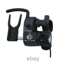 QAD HDX Elite Custom Right Hand Black Bow Ultra Rest Archery Hunting Target