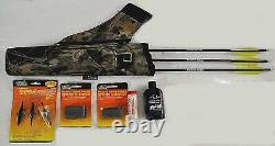 REFLEX Compound Bow Trophy Ridge LOADED with Bag