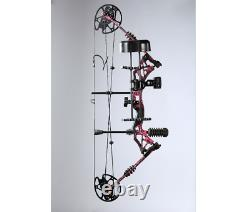 Right Hand Archery Outdoor Tactical Hunting Everyday Carry Compound Bow Survival
