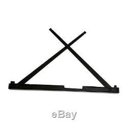 Right Hand Black 60lbs Folding Bow Outdoor Archery Shooting Game Hunting Target