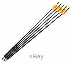 SF Optimo+ 66 Take Down Target/Field Archery Hunting Recurve Bow and Arrows Set