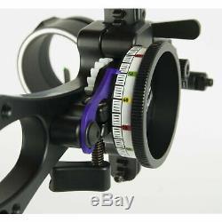 Spot Hogg Fast Eddie + Multi Rings 1-Pin RH. 010 Bow Hunting Sight Ship Free USA