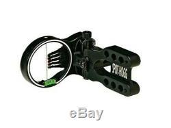 Spot Hogg Real Deal 3-Pin RH. 019 Pins Bow Hunting Sight Ships Free USA