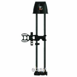 Tight Spot Compound Bow 3 Arrow Hunting Quiver Black Left hand or Right hand
