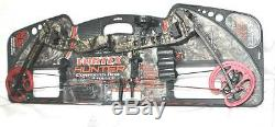 Top of the Line Barnett Extreme Hunter 60lbs. Compound Fishing Bow Rth