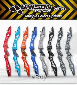 Topoint Unison Archery 25 Recurve Bow Riser Aluminum Alloy 6061-T6 F Hunting Sh