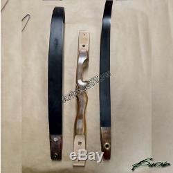 Traditional hunt bow Border achery Black Douglas Ultra HEX 6.5 RH 55#