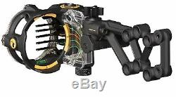 Trophy Ridge React H5 5-Pin Bow Sight Compound Bow Hunting. 019 Horizontal