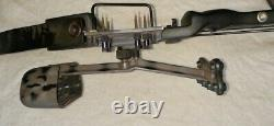 Vintage Bear/Jennings 60# RH Compound Hunting Archery Bow 28 Inch Draw Excellent