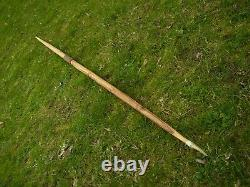 Yew English Longbow 45lbs @ 27 Full compass tiller self bow for target/hunting