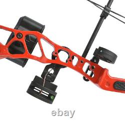 Youth Compound Bow Arrows Set Outdoor Beginner Archery Shooting Hunt Junior Gift